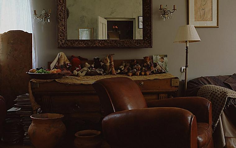 Загородный дом. гостиная из проекта , фото №8474