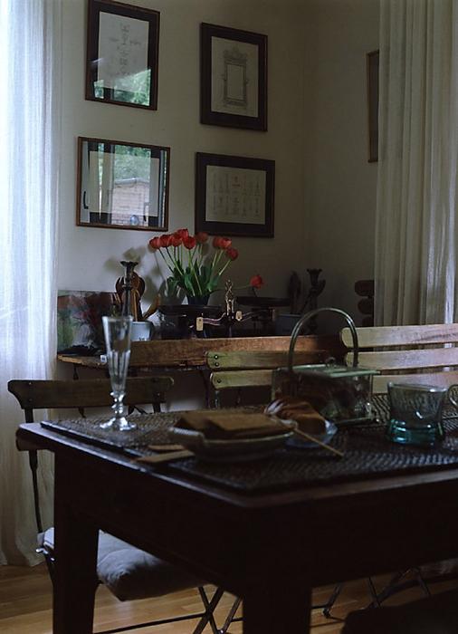 интерьер кухни - фото № 8483