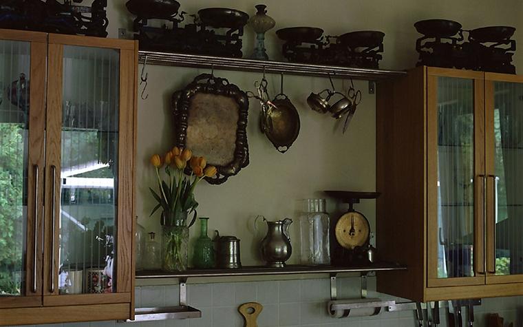 Загородный дом. кухня из проекта , фото №8482