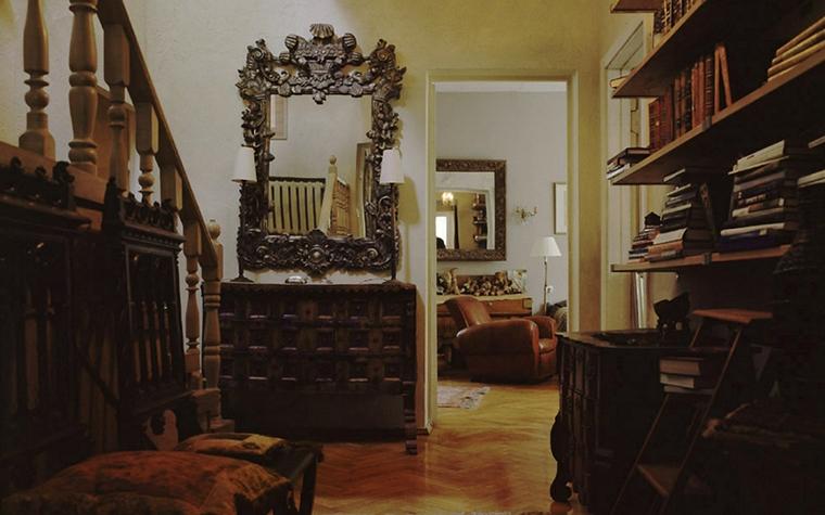 интерьер холла - фото № 8487