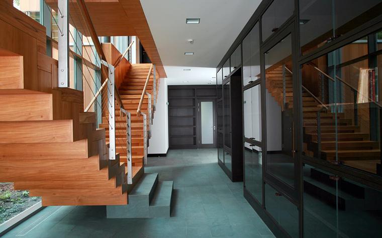 Загородный дом. холл из проекта , фото №5372