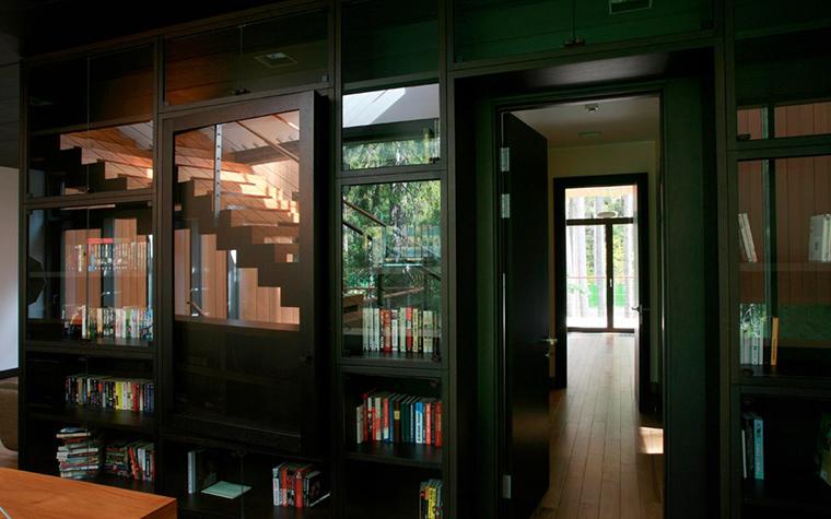 Загородный дом. холл из проекта , фото №5370