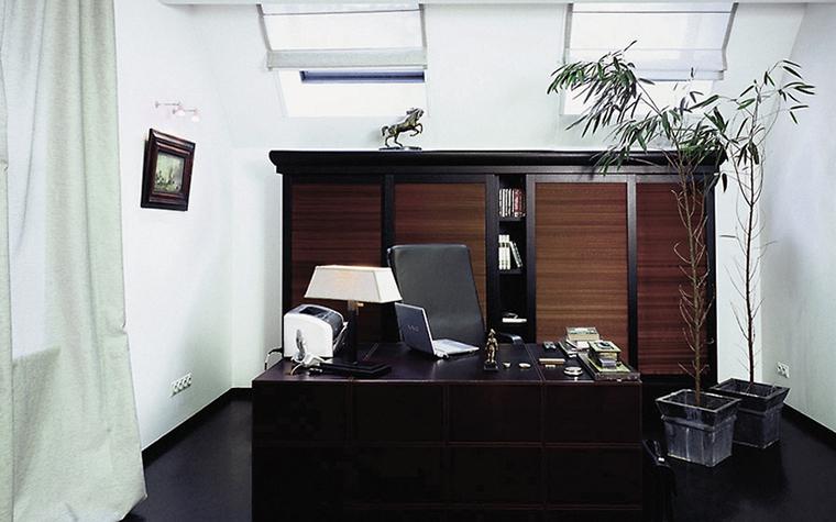 интерьер кабинета - фото № 5968