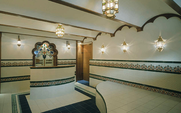 интерьер бани - фото № 3440