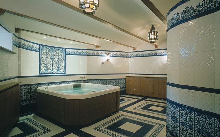 интерьер бани - фото № 3441