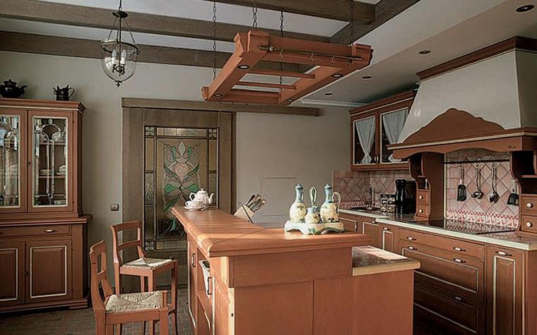 интерьер кухни - фото № 3433