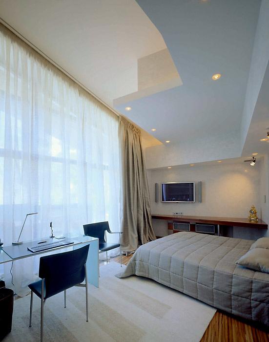 интерьер спальни - фото № 3811