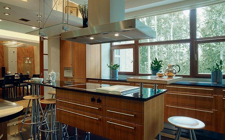 интерьер кухни - фото № 3828