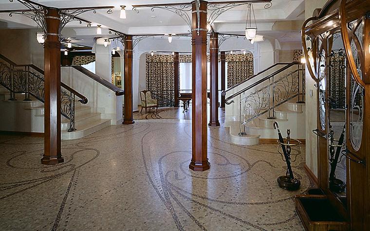 Фото № 3499 холл  Загородный дом