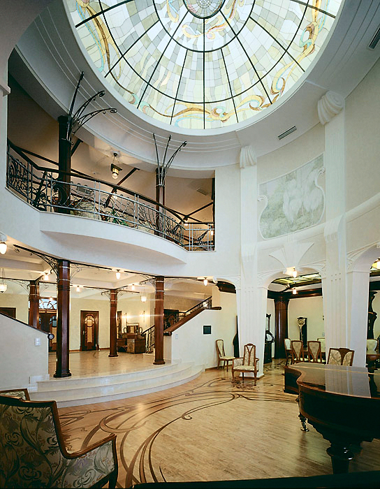 Фото № 3500 холл  Загородный дом