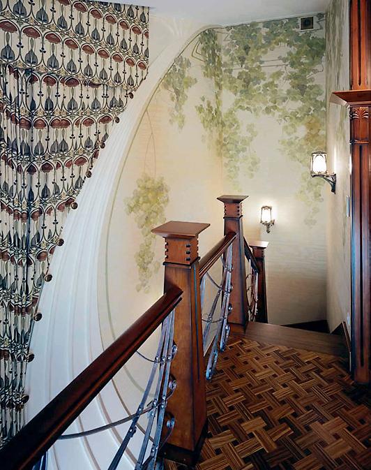 интерьер холла - фото № 3510