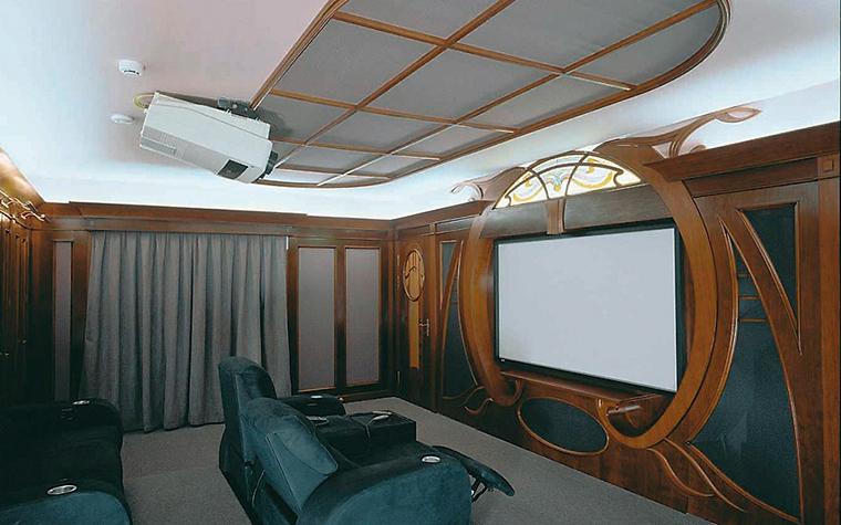 Фото № 3513 домашний кинотеатр  Загородный дом