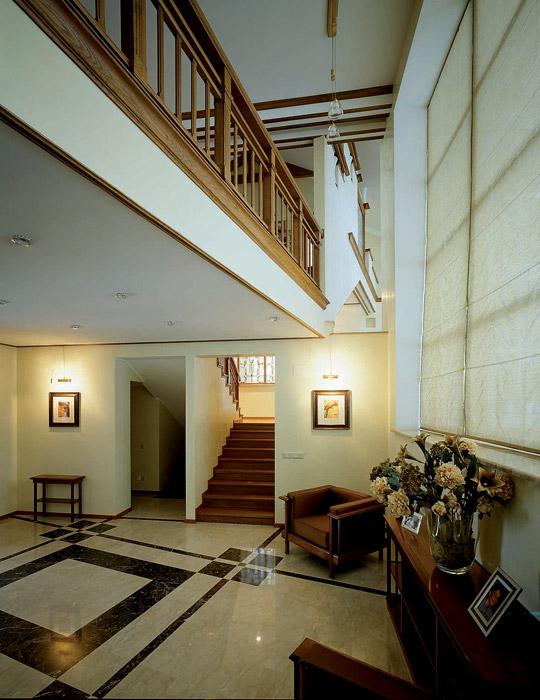 интерьер холла - фото № 3651