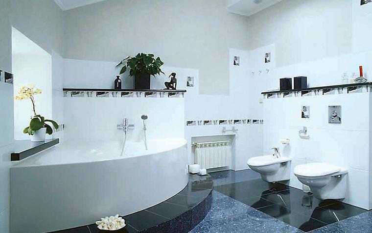 интерьер ванной - фото № 3654