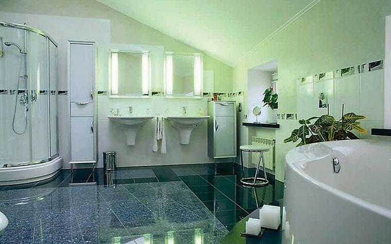 интерьер ванной - фото № 3652