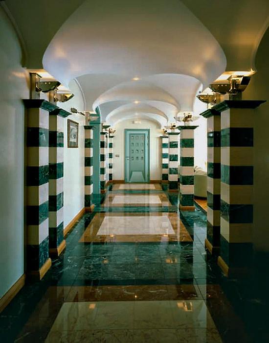 интерьер холла - фото № 3724