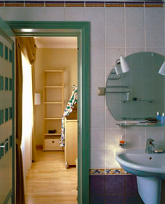 интерьер ванной - фото № 3737
