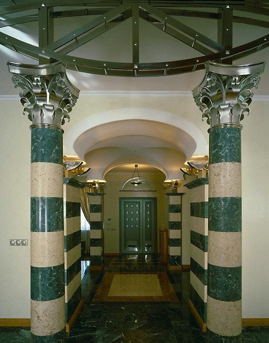 интерьер холла - фото № 3726
