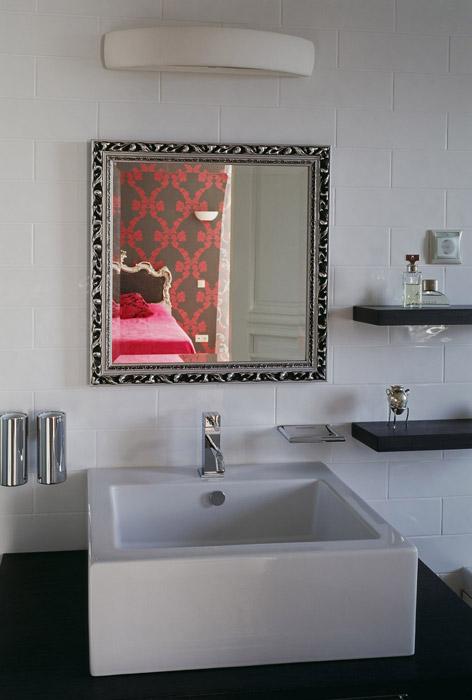 Загородный дом. ванная из проекта , фото №5626