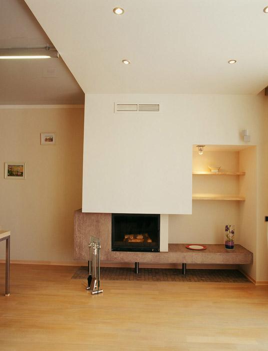интерьер гостиной - фото № 5649