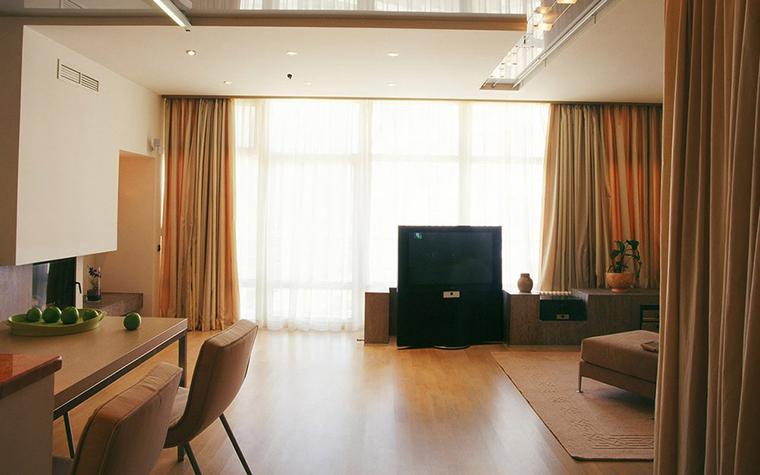 интерьер гостиной - фото № 5650