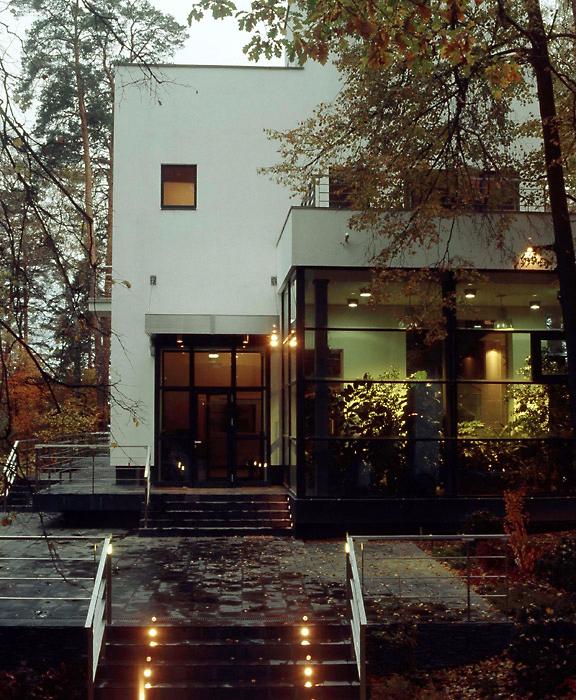 Загородный дом. фасад из проекта , фото №6169