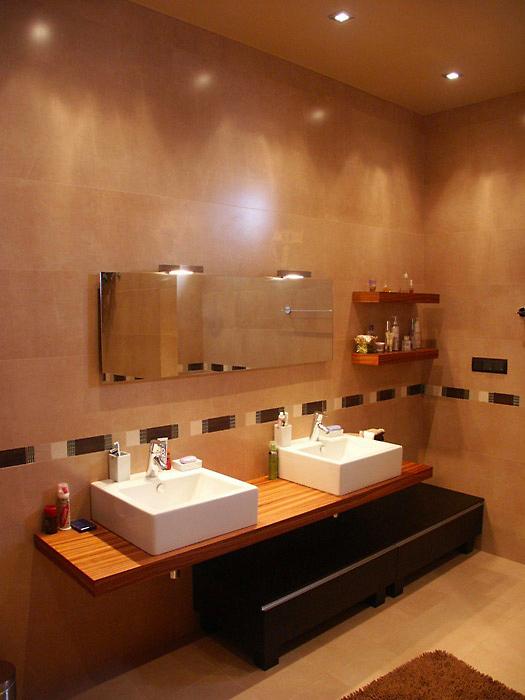 интерьер ванной - фото № 6196