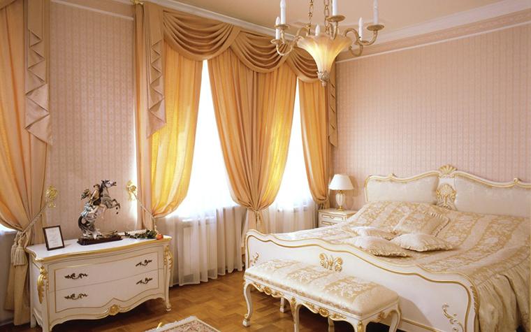 интерьер спальни - фото № 6303