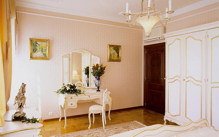интерьер спальни - фото № 6304