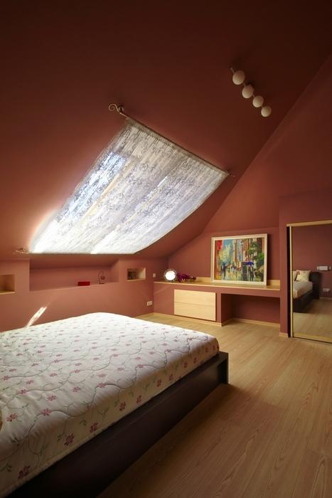 интерьер спальни - фото № 7117