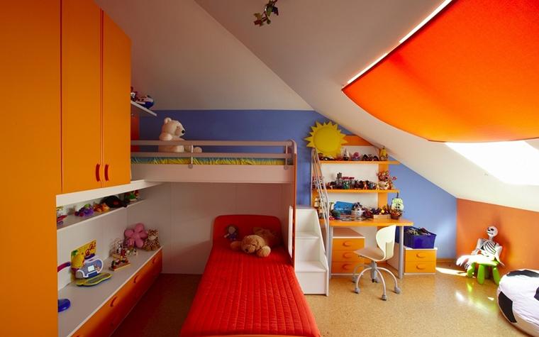 интерьер детской - фото № 7114