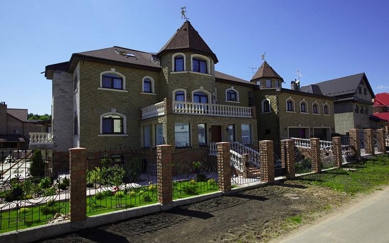 Загородный дом. фасад из проекта , фото №7120