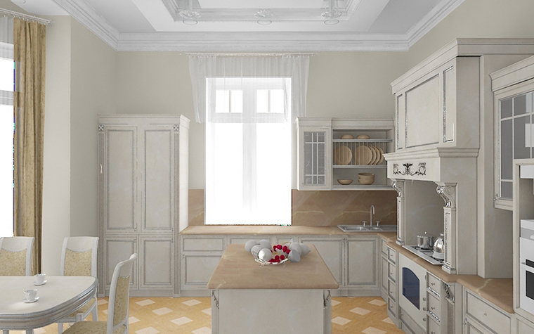 интерьер кухни - фото № 8684