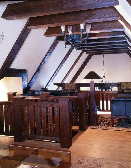 интерьер кабинета - фото № 7333