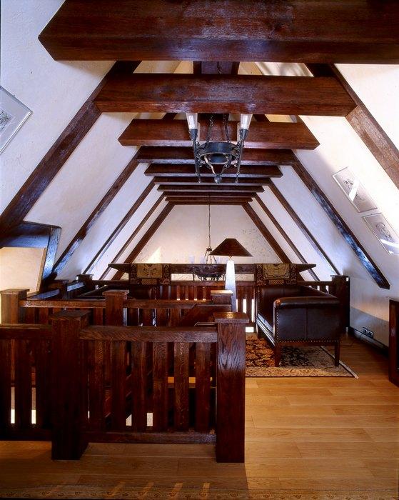 интерьер кабинета - фото № 7334