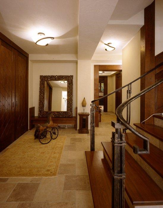 интерьер холла - фото № 7336