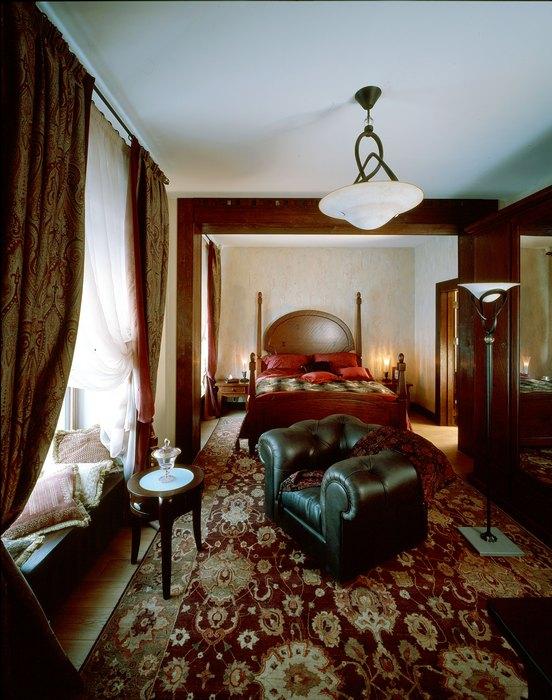 спальня - фото № 7337
