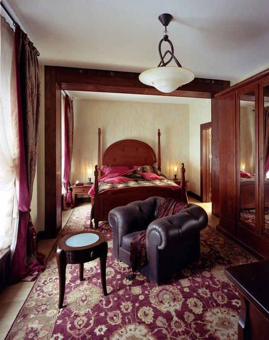 спальня - фото № 7339