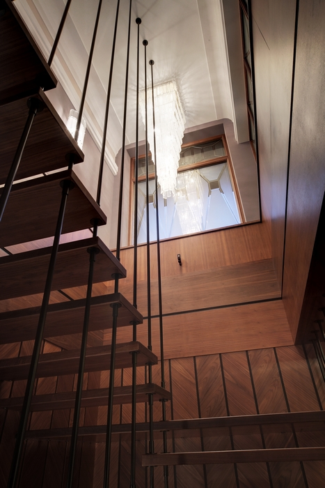 Загородный дом. холл из проекта , фото №7373