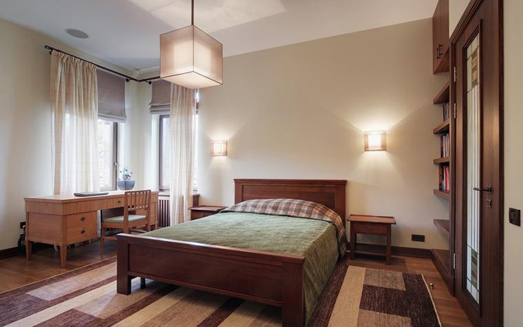 интерьер спальни - фото № 7383