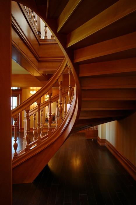 Загородный дом. холл из проекта , фото №7545