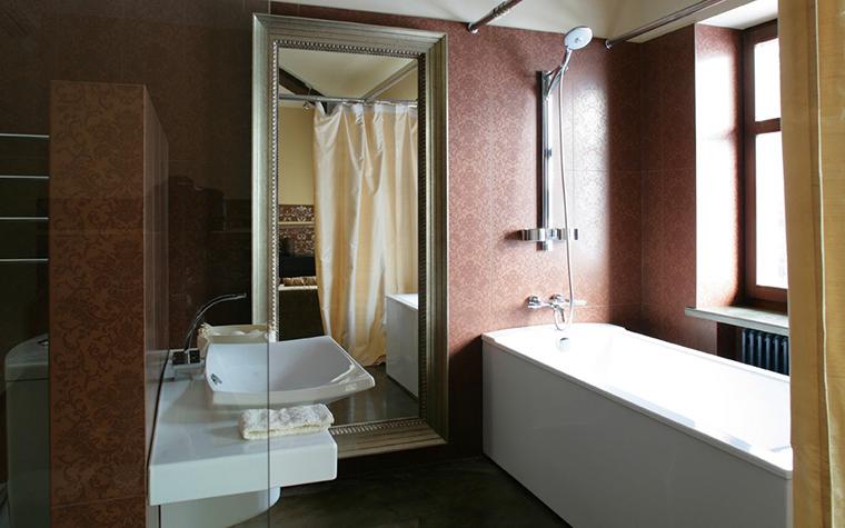 интерьер ванной - фото № 7647