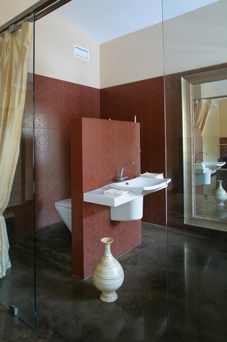 интерьер ванной - фото № 7649