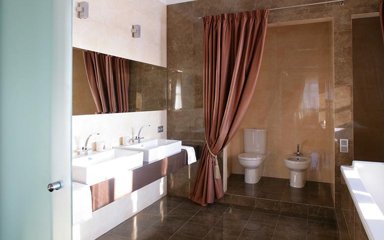 интерьер ванной - фото № 7648