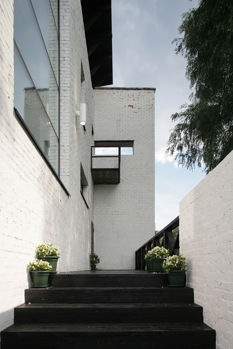 Загородный дом. фасад из проекта , фото №7725
