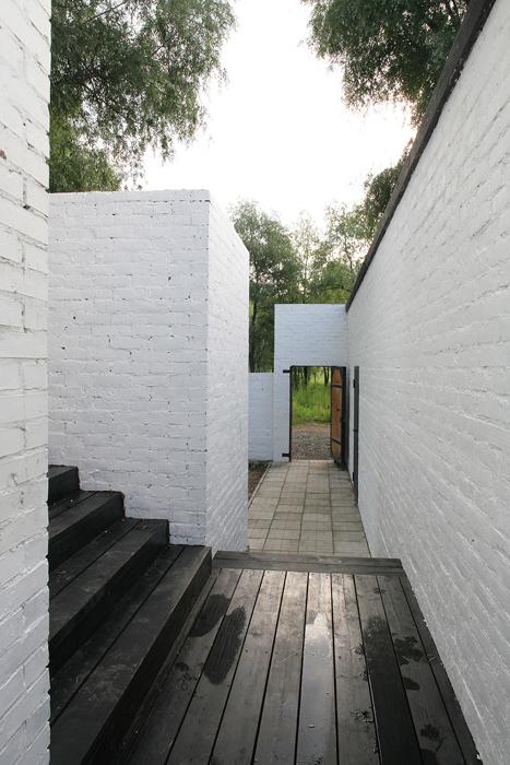 Загородный дом. фасад из проекта , фото №7726