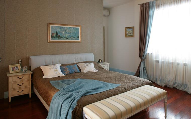 интерьер спальни - фото № 7778