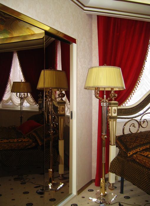 спальня - фото № 7853