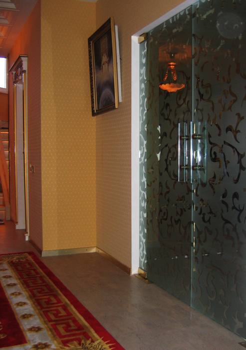 интерьер холла - фото № 7863
