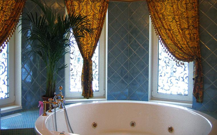 Фото № 7856 ванная  Загородный дом